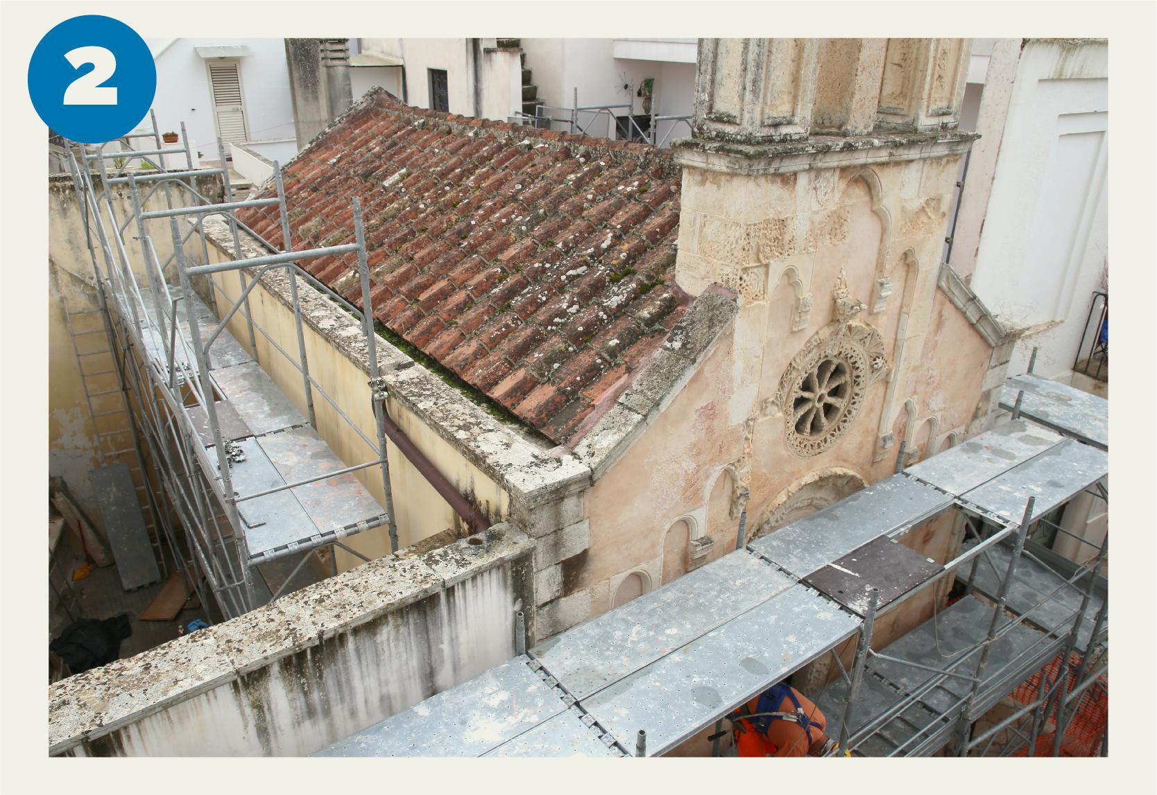 Il Cantiere Racconta. La chiesa di Santo Stefano Soleto