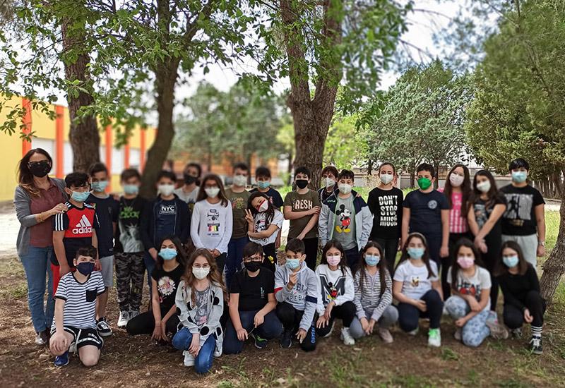 Foto di gruppo dei 27 partecipanti di S. Stefano Lab